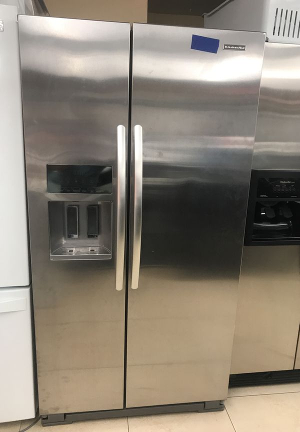 Kitchenaid Refrigerator For Sale In Fort Myers Fl Offerup