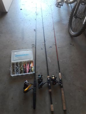New and Used Fishing reels for Sale in Inglewood, CA - OfferUp