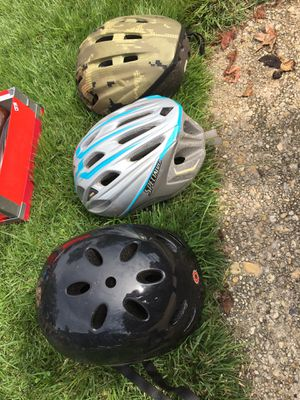 Bike helmets for Sale in Silver Spring, MD