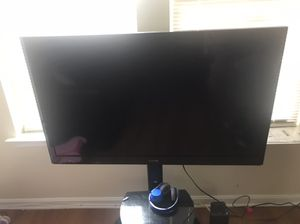52 inch Sanyo tv with mount stand for Sale in Baltimore, MD