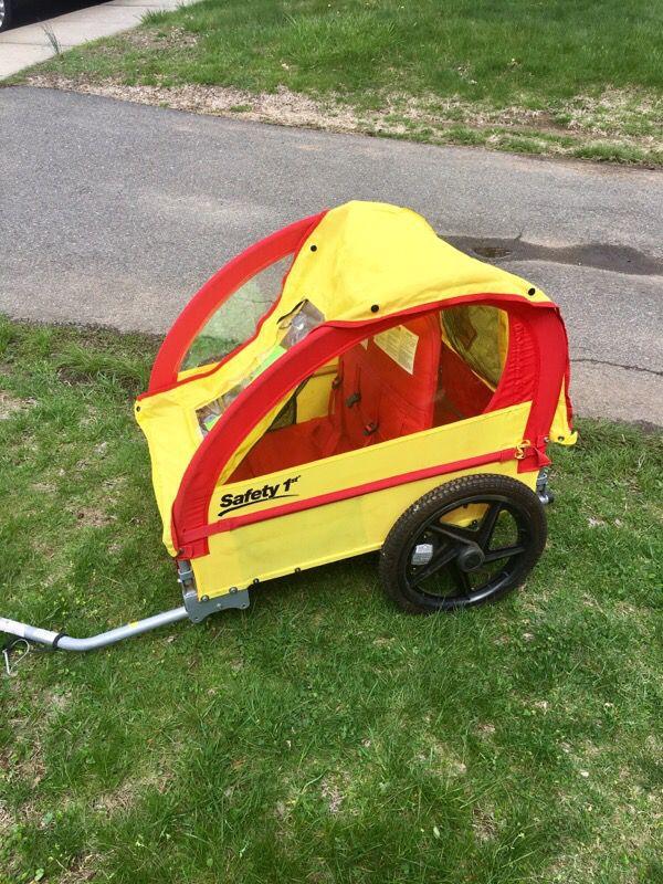 Safety 1st bike trailer $50 for Sale in Stratford, CT - OfferUp