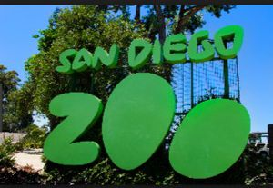 San Diego Zoo $40 for Sale in San Diego, CA