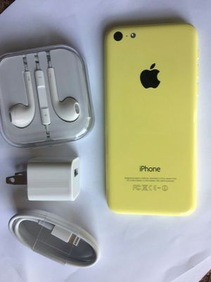 IPhone 5c, Excellent condition, Factory Unlocked for Sale in Arlington, VA
