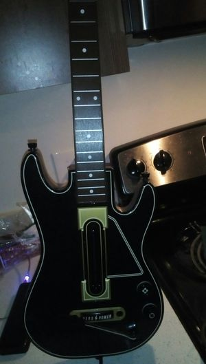 Guitar Hero Xbox guitar for Sale in Portland, OR