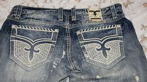 Photo Mens Rock Revival Jeans size 40