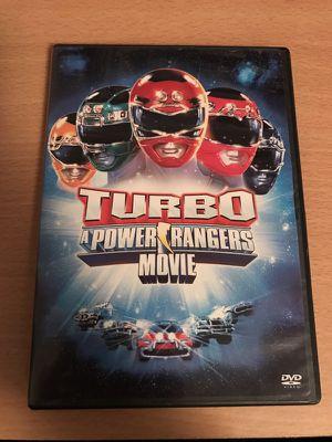 Power rangers movie for Sale in Alexandria, VA
