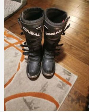 O'Neal Motorcycle Boots Size 11 for Sale in Alexandria, VA