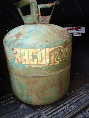 Used, R22 Freon full tank for sale  Grove, OK