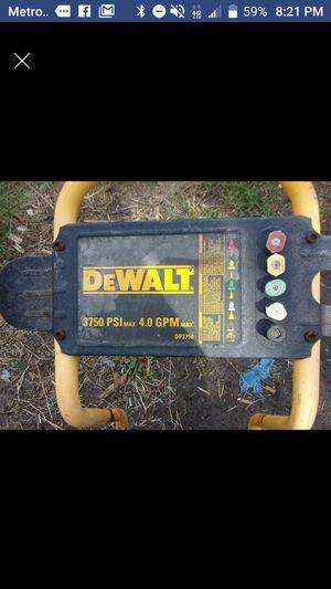 DeWalt 3750psi Commercial Pressure Washer for Sale in Umatilla, FL