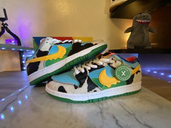 Ben & Jerry's Chunky Dunky Nike SB Dunk Size 9 Thumbnail