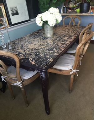 Anthropologie Dining Room Table Seattle For Sale In WA