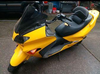 2003 Honda reflex scooter Thumbnail