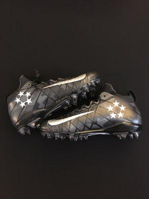 New Nike Feild General 3 Elite TD Football Shoes Size 10 for Sale in Las Vegas, NV