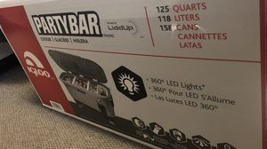 Igloo Party Bar NIB Great for tailgating! for Sale in Los Angeles, CA