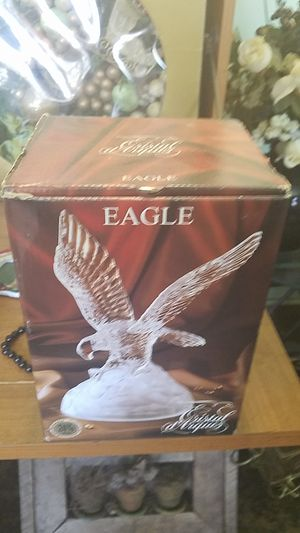 Crystal Eagle for Sale in Gaithersburg, MD