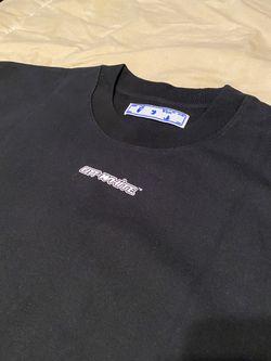 Off white sweatshirt Fits a medium & Large Thumbnail