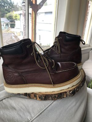 Photo Red Wing Irish Setter Mens size 10 boots