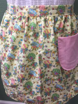 Easter Apron great gifts Thumbnail