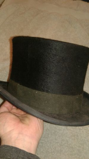 Moore's of London top hat *Vintage**Antique* size 7 1/8 for Sale in San Diego, CA