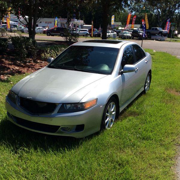 2008 Acura TSX 142k For Sale In Jacksonville, FL