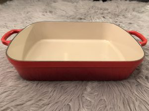 "Le Creuset Signature Roaster, 16"" x 10"" for Sale in Seattle, WA"