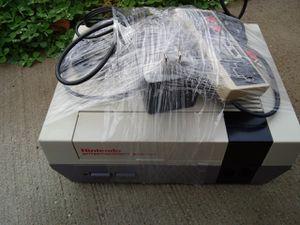 Original 1985 Nintendo system working great for Sale in Nashville, TN