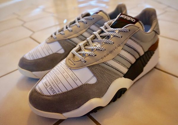 Adidas Originals x Alexander Wang Turnout Trainer Shoes Men s 12 for ... 3b8fd72c6