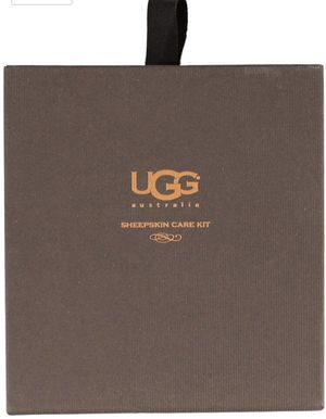 UGG Australia Sheepskin Shoes boots cleaning KIT Brand NEW for Sale in Alexandria, VA
