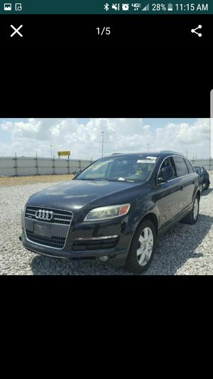 07-14 AUDI Q7 PART OUT for Sale in Miami, FL
