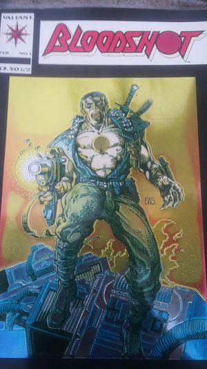 Comic book RARE Bloodshot for Sale in Santa Ana, CA