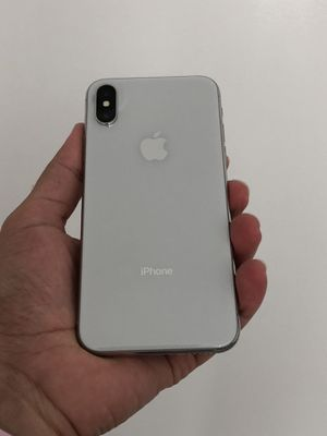 iPhone X 256 GB unlocked 1 week old for Sale in Vienna, VA