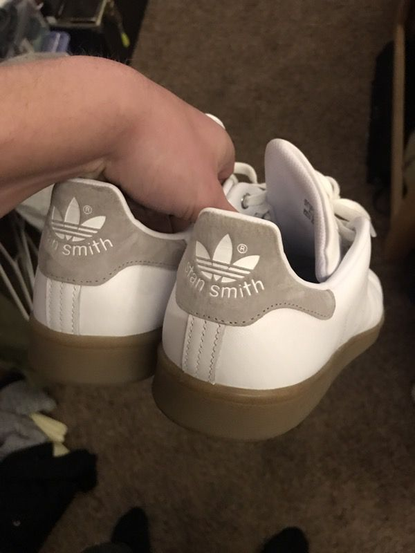 5f645c9554dafd Adidas Stan Smith with Gum sole for Sale in Spokane