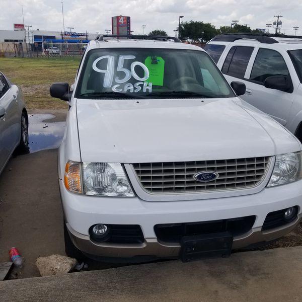 2003 Ford Explorer For Sale In Dallas, TX