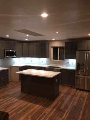 On Kitchen Cabinets Start 1450 For 10x10 1312 N Division In Spokane