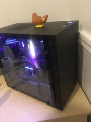Mini-Itx Beast Gaming PC 1080ti, i7 8700k, 16gb ram, Small-Powerful :3 for Sale in Orlando, FL