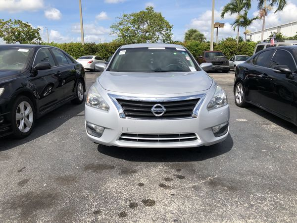 2013 nissan altima 2 5 sv broward county 500 down for sale in