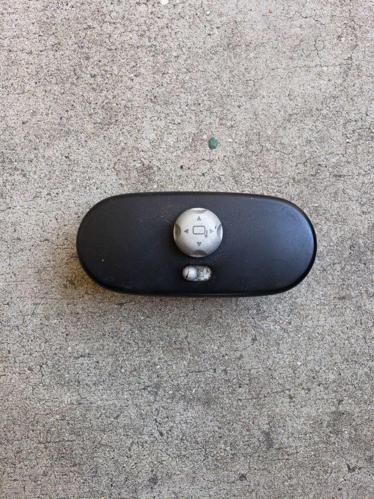 Mini cooper mirror switch
