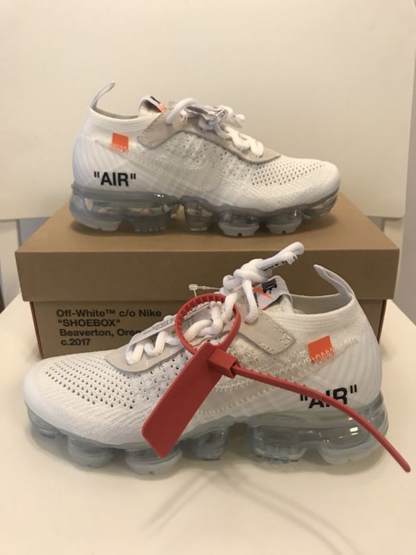 "1afac6275cf105 Off-White x Vapormax ""The Ten"" Part 2 for Sale in Anaheim"
