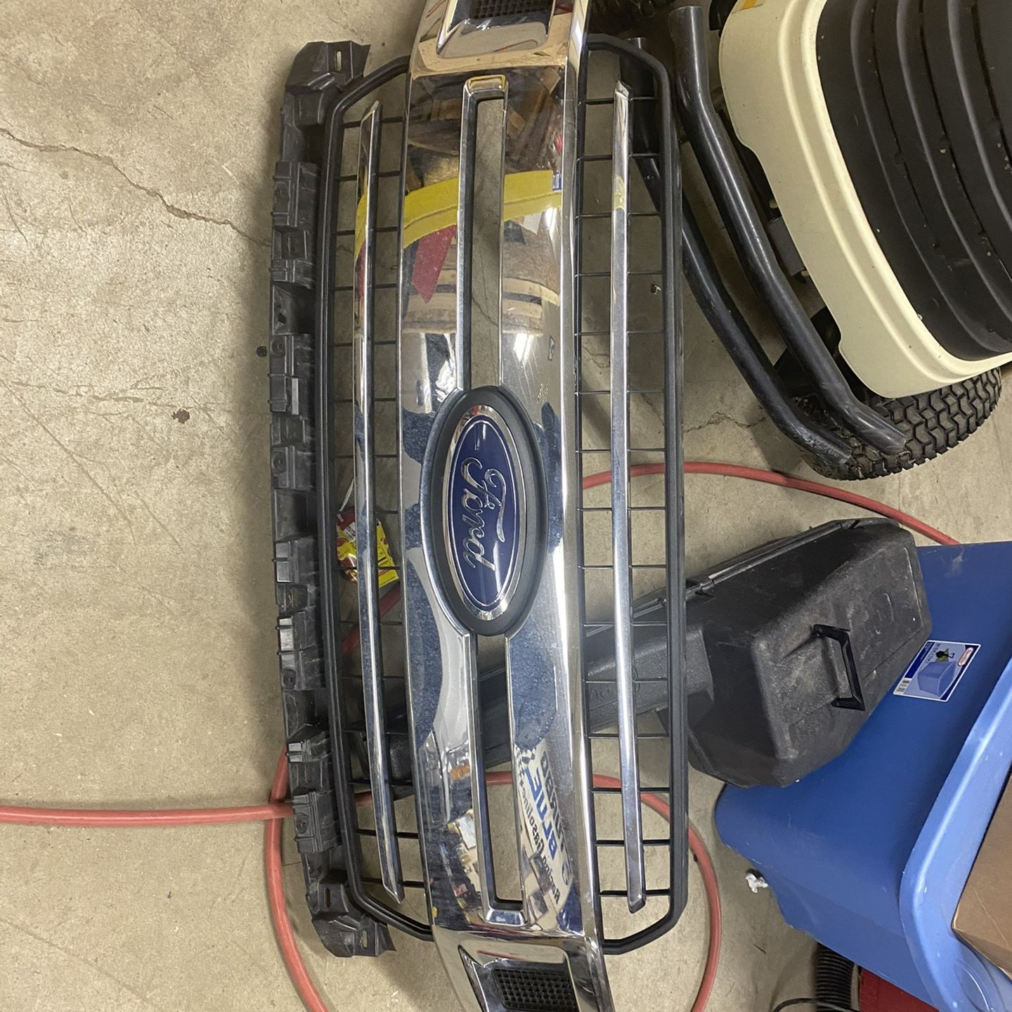 2018-2020 F150 Grille