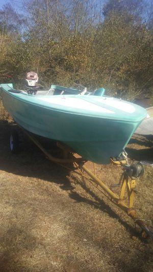 1957 Glasspar Boat For Sale In Murfreesboro Tn Offerup