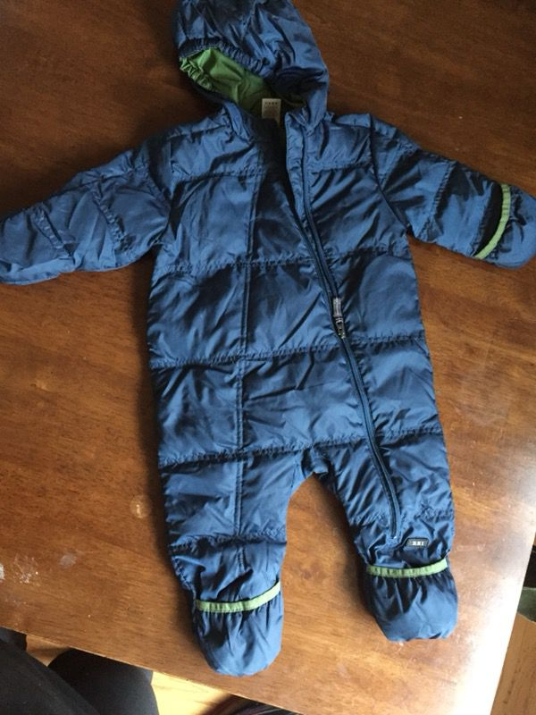 2c48e46bd REI Baby Snowsuit/Bunting, size 12 mo for Sale in Belmont, CA - OfferUp