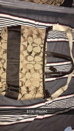 Coach bag Thumbnail