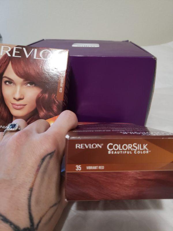 2 Boxes Vibrant Red Hair Dye Beauty Health In San Antonio Tx