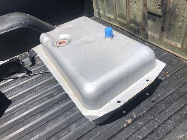 67-72 C10 rear mount gas tank / re-locate fuel tank for ...