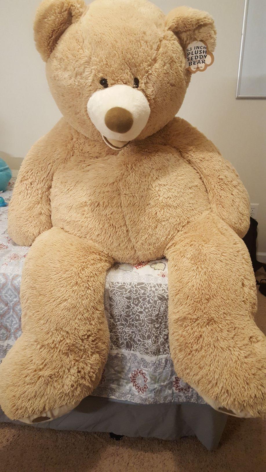 "53"" Teddy bear - Costco Product"