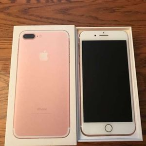 iPhone 7 Plus / unlocked 128GB for Sale in Manassas, VA