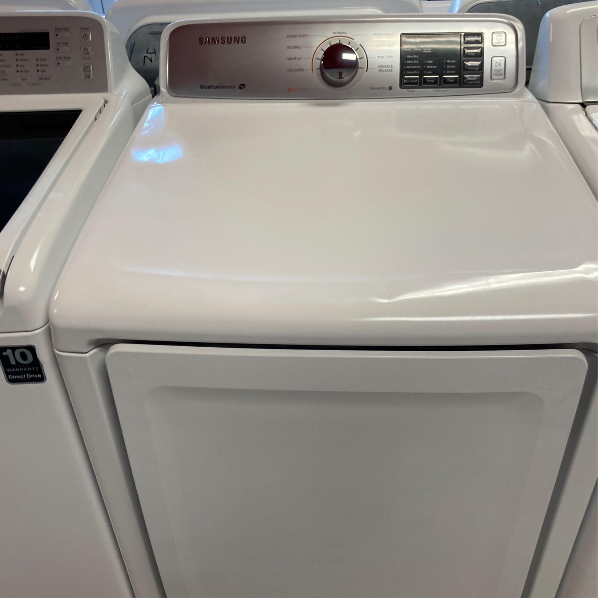 Samsung Washer Dryer Set