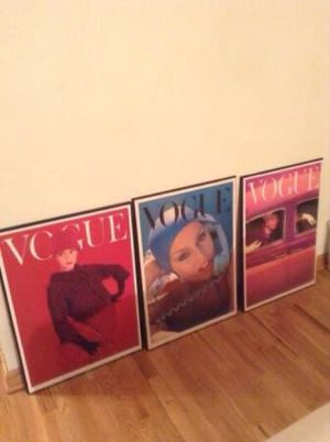 Vintage Vogue wall set for Sale in McLean, VA