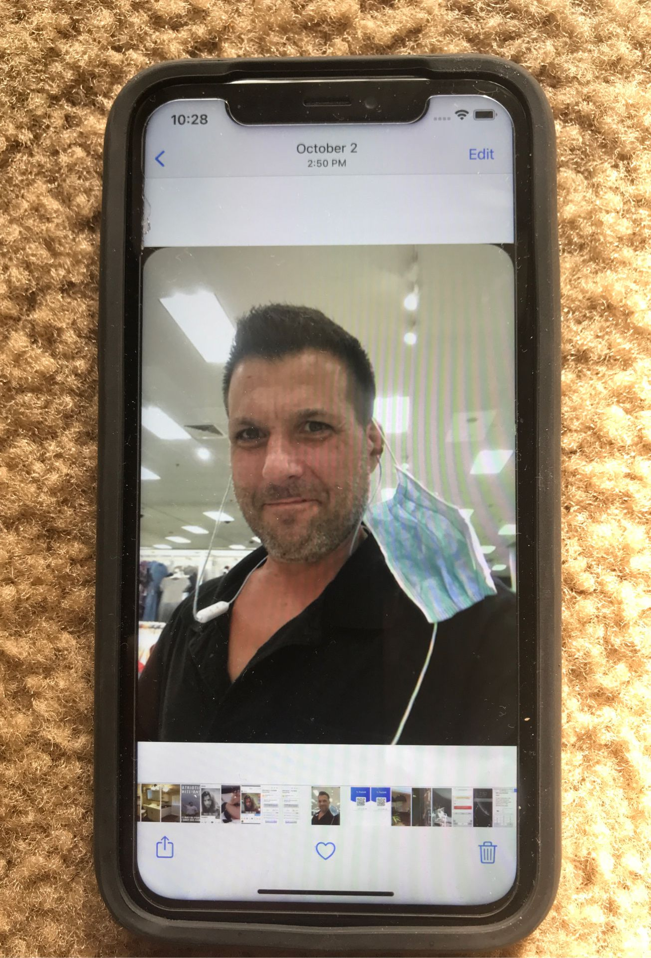 I-Phone XR 64 GB PICKUP IN PERSON ONLY Brand New No Box No Ear Buds