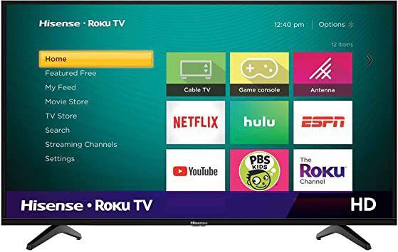 Roku Smart Tv